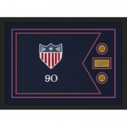 "Adjutant General 28"" x 20"" Guidon Design 2820-D1-M5 Framed"