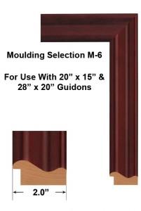 Framed Guidons Framed-Guidons-M-6-Profile-Profile-Selection