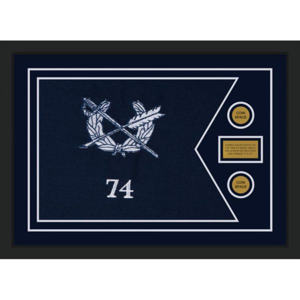 "Judge Advocate general 28"" x 20"" Guidon Design 2820-D1-M5"