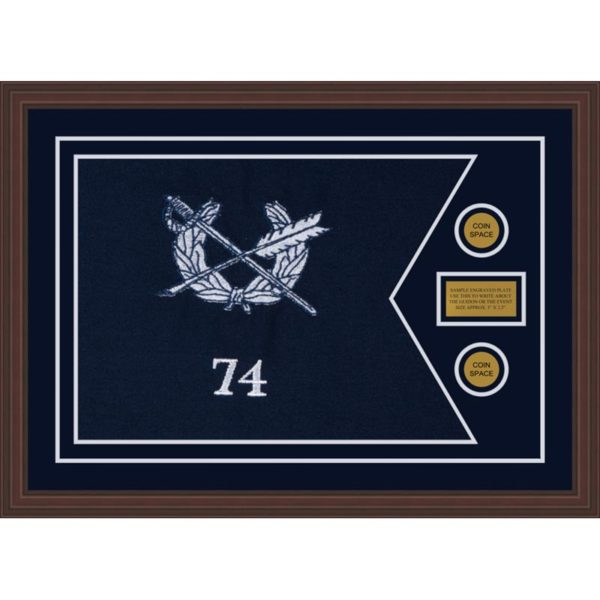 "Judge Advocate General 28"" x 20"" Guidon Design 2820-D1-M6"