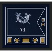 "Judge Advocate General 28"" x 20"" Guidon Design 2820-D3-M5"