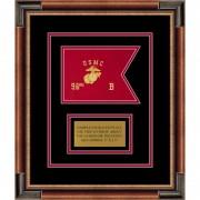 "Marine Corps 7"" x 5"" Guidon Design 75-D1-M1"