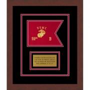 "Marine Corps 7"" x 5"" Guidon Design 75-D1-M3"