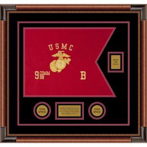 "Marine Corps 20"" x 15"" Guidon Design 2015-D2-M4"