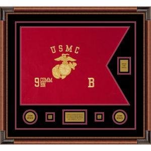 "Marine Corps 28"" x 20"" Guidon Design 2820-D2-M4"
