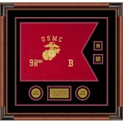 "Marine Corps 20"" x 15"" Guidon Design 2015-D3-M4"