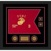 "Marines Corps 20"" x 15"" Guidon Design 2015-D3-M5"