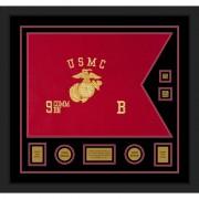 "Marine Corps 28"" x 20"" Guidon Design 2820-D3-M5"