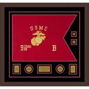 "Marine Corps 28"" x 20"" Guidon Design 2820-D3-M6"
