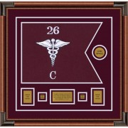 "Medical 20"" x 15"" Guidon Design 2015-D1-M4"