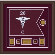 "Medical 20"" x 15"" Guidon Design 2015-D1-M6"