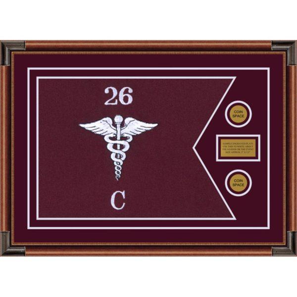 """Medical 28"""" x 20"""" Guidon Design 2820-D1-M4"""