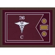 """Medical 28"""" x 20"""" Guidon Design 2820-D1-M6"""