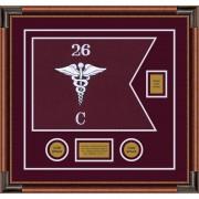 """Medical 20"""" x 15"""" Guidon Design 2015-D2-M4"""