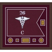 "Medical 28"" x 20"" Guidon Design 2820-D2-M6"