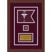 """Medical 7"""" x 5"""" Guidon Design 75-D2-M3"""