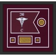 """Medical 12"""" x 9"""" Guidon Design 129-D3-M2"""