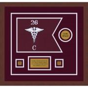 """Medical 12"""" x 9"""" Guidon Design 129-D3-M3"""