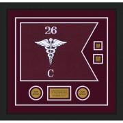 """Medical 20"""" x 15"""" Guidon Design 2015-D3-M5"""