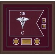 """Medical 20"""" x 15"""" Guidon Design 2015-D3-M6"""
