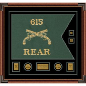 """Military Police 28"""" x 20"""" Guidon Design 2820-D3-M4"""