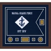 """Navy 28"""" x 20"""" Guidon Design 2820-D2-M6"""