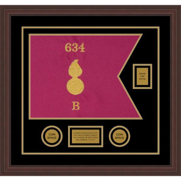 "Ordnance Corps Version 1 20"" x 15"" Guidon Design 2015-D2-M6"