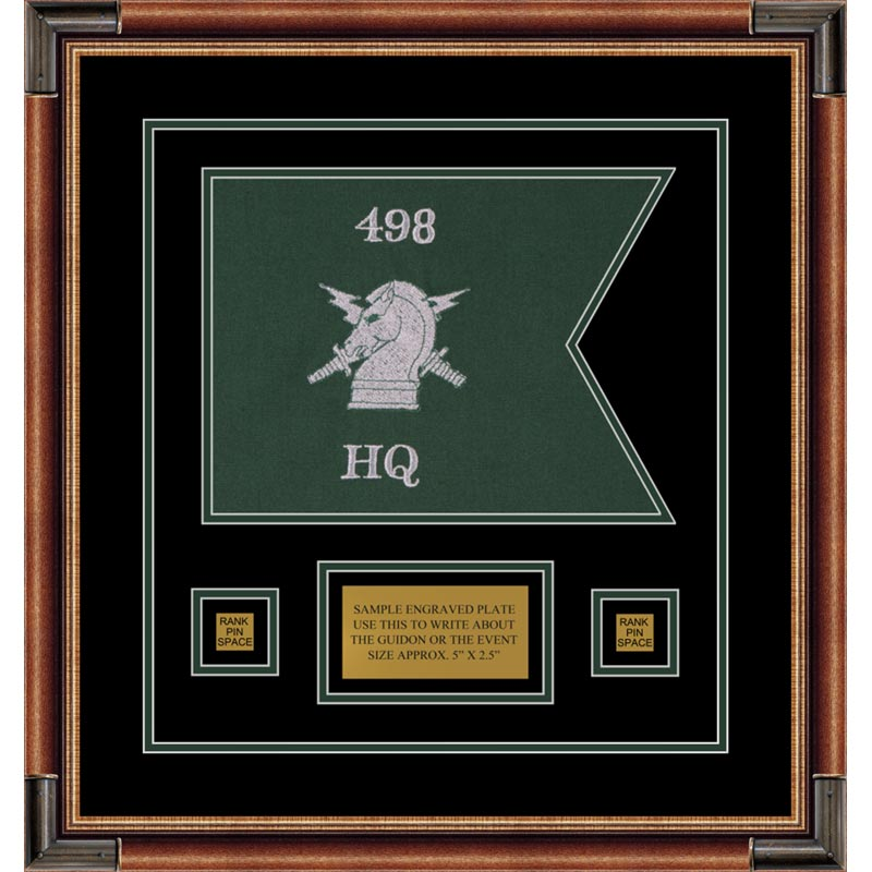 "Psychological Operations 12"" x 9"" Guidon Design 129-D1-M1"