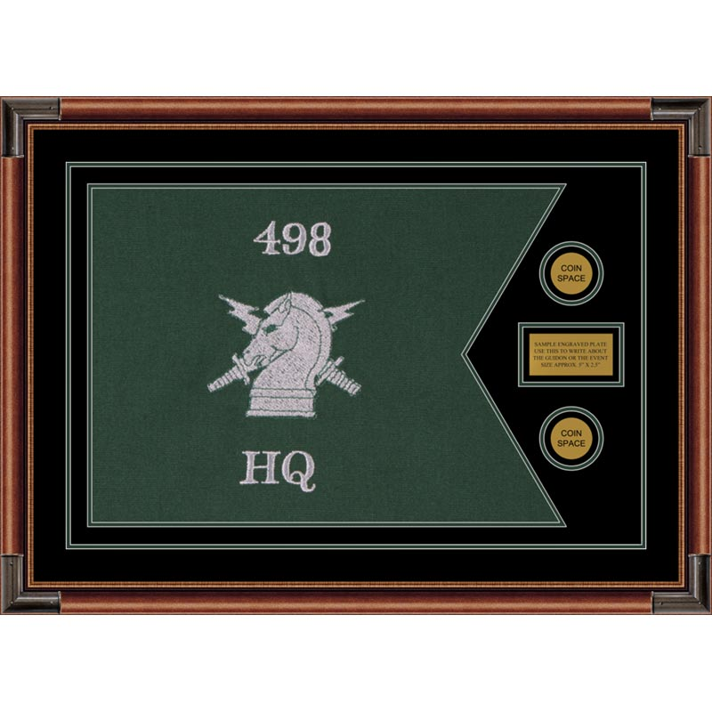 "Psychological Operations 28"" x 20"" Guidon Design 2820-D1-M4"