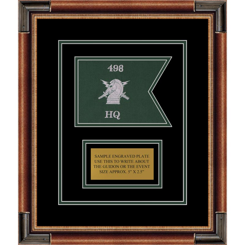 "Psychological Operations 7"" x 5"" Guidon Design 75-D1-M1"