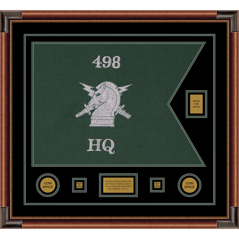 "Psychological Operations 28"" x 20"" Guidon Design 2820-D2-M4"