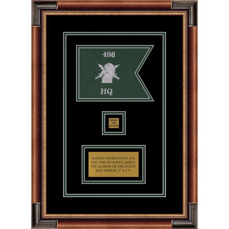 "Psychological Operations 7"" x 5"" Guidon Design 75-D2-M1"
