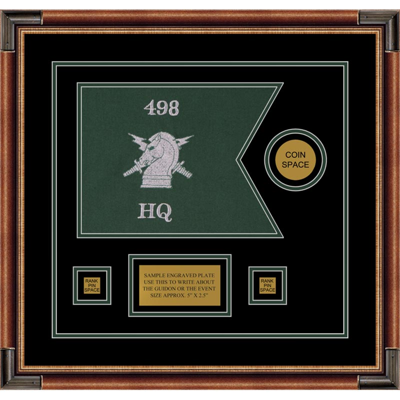 "Psychological Operations 12"" x 9"" Guidon Design 129-D3-M1"