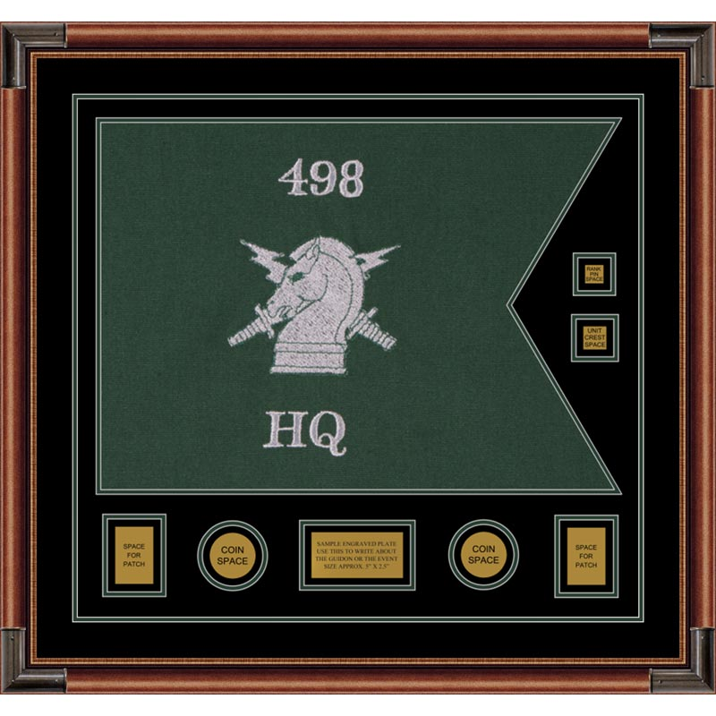 "Psychological Operations 28"" x 20"" Guidon Design 2820-D3-M4"