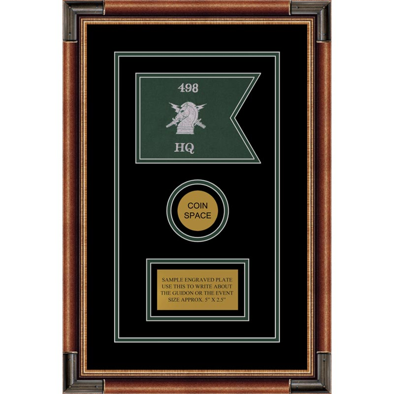 "Psychological Operations 7"" x 5"" Guidon Design 75-D3-M1"