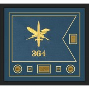 "Public Affairs 28"" x 20"" Guidon Design 2820-D2-M5"