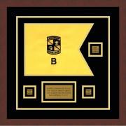 "ROTC 12"" x 9"" Guidon Design 129-D2-M3"