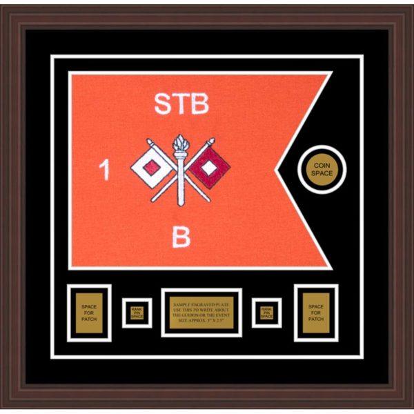 "Signal Corps 20"" x 15"" Guidon Design 2015-D1-M6"