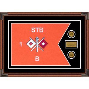 "Signal Corps 28"" x 20"" Guidon Design 2820-D1-M4"