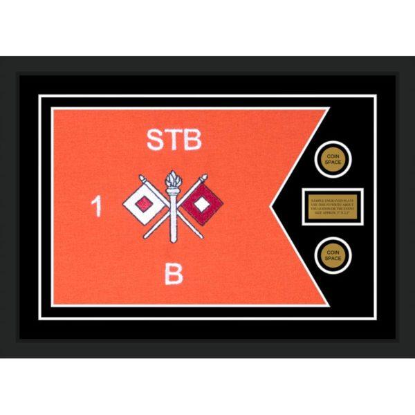 "Signal Corps 28"" x 20"" Guidon Design 2820-D1-M5"
