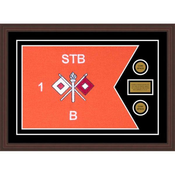 "Signal Corps 28"" x 20"" Guidon Design 2820-D1-M6"