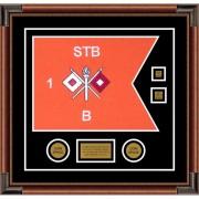 "Signal Corps 20"" x 15"" Guidon Design 2015-D3-M4"