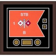 "Signal Corps 20"" x 15"" Guidon Design 2015-D3-M6"