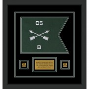 "Special Forces 12"" x 9"" Guidon Design 129-D1-M2"