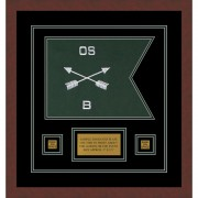 "Special Forces 12"" x 9"" Guidon Design 129-D1-M3"