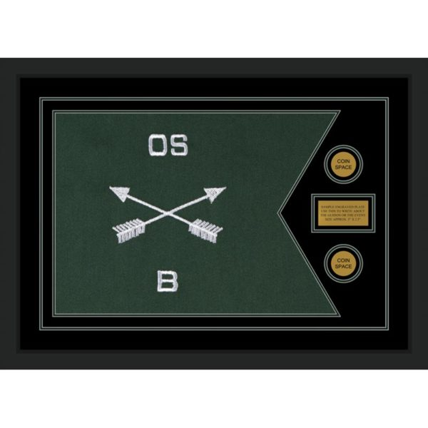 "Special Forces 28"" x 20"" Guidon Design 2820-D1-M5"