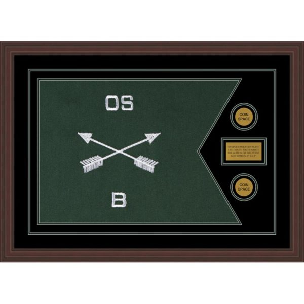"Special Forces 28"" x 20"" Guidon Design 2820-D1-M6"