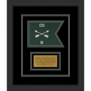 """Special Forces 7"""" x 5"""" Guidon Design 75-D1-M2"""