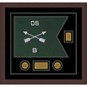 "Special Forces 20"" x 15"" Guidon Design 2015-D2-M6"