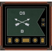 """Special Forces 28"""" x 20"""" Guidon Design 2820-D3-M4"""